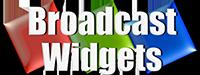 Broadcast Widgets