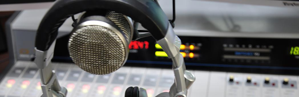 Radio Studio Picture